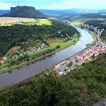 Königstein, Saxon Switzerland, Germany thumbnail