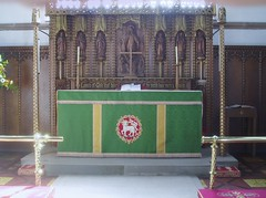 Altar, St John in Bedwardine, Worcester (Aidan McRae Thomson) Tags: church altar worcestershire worcester reredos bedwardine
