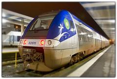 TER HDR (M DEBIERRE) Tags: mer train gare brest maison vague nuit quai hdr tgv minou ter casier meneham mdebierre