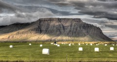 Snafellsness Peninsula, Iceland (E.K.111) Tags: sky mountains nature clouds landscape iceland hdr 100commentgroup canon5dmarkiii