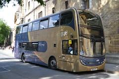 Stagecoach Oxford - 15760 (AJHigham) Tags: city gold centre oxford 400 branding stagecoach enviro s5 15760 ou61avp