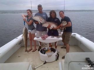 fishing charter Amelia Island