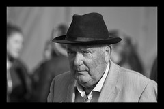 Gentleman at the races (Frank Fullard) Tags: street ireland portrait horse irish beach festival strand candid mayo races doolough erris fullard geesala frankfullard