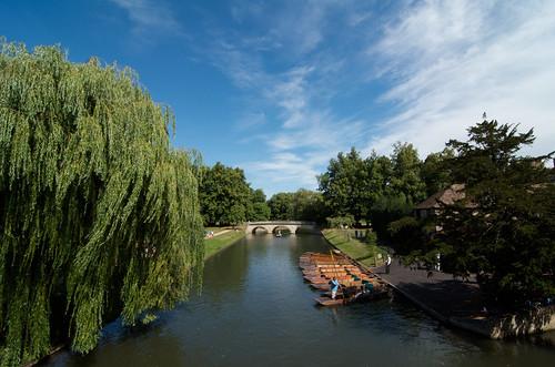 Punting, Cambridge ©  Still ePsiLoN