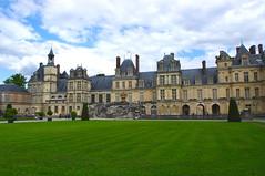 France, Château de Fontainebleau, extérieurs (jlfaurie) Tags: