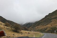 En Route Fox Glacier, New Zealand