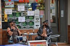 Folsom Europe 2014 Beard Break (rmayda) Tags: gay berlin men leather fetish germany schneberg beard europe break folsom leder 2014 schwul cuir fuggerstr