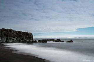 Iceland, East coast