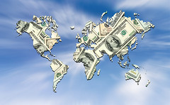 Earth dollar concept (Phenom Apps images) Tags: world ocean africa travel blue sea sky usa abstract money nature beautiful sign shop set illustration america idea design globe asia europe commerce power graphic symbol map earth background web south north internet australia icon fresh atlantic clean business countries international credit sphere cartography page dollar clipart planet buy land globalization geography account conceptual shape currency banking global finance continents payment earning debit