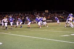 offense 2 (ashlyn.maria) Tags: game fall sport night ball foot football cheerleaders katie christian american cheers aca cheer cheerleader friday offense offensicve