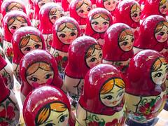 St. Petersburg - Russian Dolls (Ian Rylance) Tags: russiannestingdolls multipalrussiandolls matryoshkarussiannestingdolls