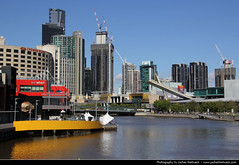 View from Seafarers Bridge, Melbourne, Australia (JH_1982) Tags: city bridge urban skyline cityscape view australia melbourne victoria vic australien australie austrália urbanity 澳大利亚 墨尔本 australië オーストラリア seafarers メルボルン мельбурн австралия 멜버른 빅토리아 주 виктория ビクトリア州 維多利亞州 मेलबॉर्न विक्टोरिया