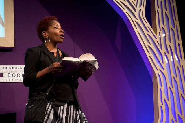 Bonnie Greer Reading