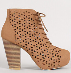 "nubuck-perforated-lace-up-platform-ankle-bootie-chestnut • <a style=""font-size:0.8em;"" href=""http://www.flickr.com/photos/64360322@N06/15095608029/"" target=""_blank"">View on Flickr</a>"