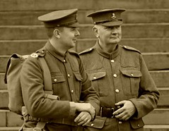 The Liverpool Pals (ColGould) Tags: liverpool pals firstworldwar reenactment stgeorgesplateau