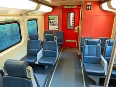 GO Transit 20xx - interior (YT | transport photography) Tags: train coach go transit bilevel