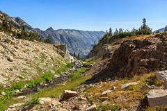 Water Break (Matthew Singer) Tags: mountains oregon unitedstates backpacking enterprise eaglecapwildernessarea wallowawitmannationalforest