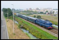 NSM-1202+rijtuigen+1312_Hlms_20092014 (Dennis Koster) Tags: trein 1202 nsm 1312 museumtrein haarlemspaarnwoude personentrein passagierstrein
