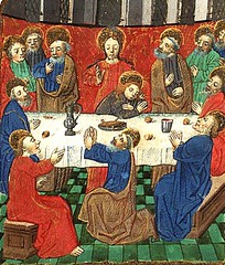 The Gospel of St. Mark 14  12-26 Establishing the mystery of the Last Supper - By Amgad Ellia 11 (Amgad Ellia) Tags: st mystery by last mark 14 supper gospel amgad 1226 ellia the establishing