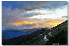 DSC_4603-12 (lilywu_tw) Tags: sunset taiwan    nantou hehuanshan