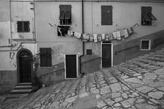 Salita del Falcone (Andrea Vigoni) Tags: bw italy white black del canon island eos elba italia e tuscany 7d toscana bianco nero isola portoferraio salita falcone