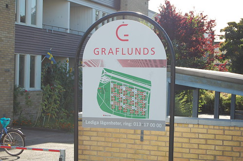 Graflunds orienteringstavla