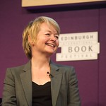 Sarah Waters at The Edinburgh International Book Festival