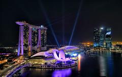 Singapore HarbourFront Centre (sasa_kova) Tags: show life travel light night wonderful photo crazy amazing singapore photographer great f1 lightening marinabaysands canon6d canoneos6d lovesingapore