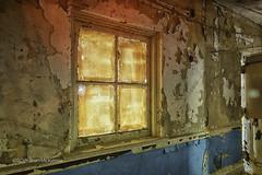 Window colors DSC_7522 resized (Floater Ya-Ya (Jean McKenna)) Tags: school abandoned vintage pa schuylkillcounty abandonedamerica jwcooperhighschool