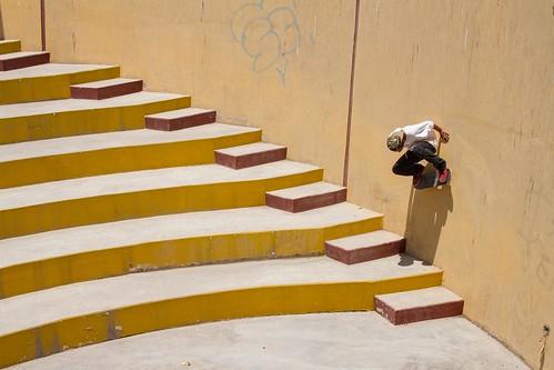 Ronald Ahumada / Wallride / Tacna, Peru