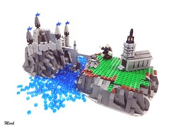 Kingdom of ABS (Mark of Siloam) Tags: lego castle mark siloam abs builder challenge cathedral