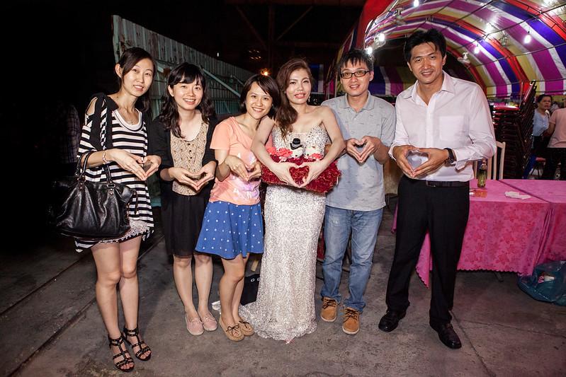孟峰&梵齡 婚禮紀實-433