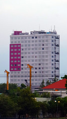 Hotel Santika Premiere Gubeng (BxHxTxCx (using album)) Tags: surabaya building gedung architecture arsitektur hotel