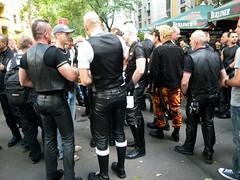 Folsom Berlin 2009 - 4022 (blacknshiny) Tags: leatherman folsom leatherjeans fullleather leather