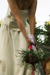 Bride 8 (Javier A. Rodrguez) Tags: bride novia ramo bouquet machete dress vestido wedding boda flores flowers flower