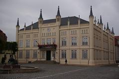 Rathaus Btzow (steffenz) Tags: 30mm 2016 btzow mecklenburgvorpommern deutschland germany lenstagged nex nex6 sigma sigma30mm28exdn sigma30mmf28 sigma30mmf28dn sigma30mm sony steffenzahn