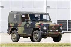 "Mercedes Benz ""Wolf"" FAU (Pablo R. Martnez) Tags: mercedesbenz militar movil vehculo fau uruguay montevideo base"