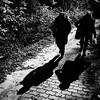 Bergauf! (Bim Bom) Tags: instagramapp square squareformat iphoneography uploaded:by=instagram inkwell tomke waltraud silhouette shadow streetlife berus