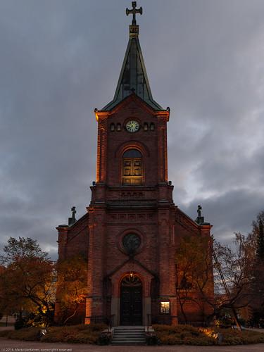 Jyväskylän kaupunginkirkko