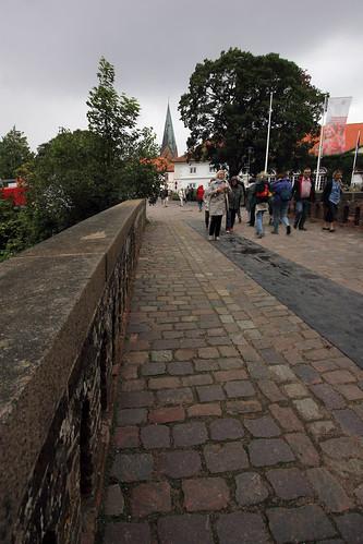 Eutiner Schloss (78) Schloßbrücke