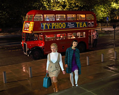 London (Treflyn) Tags: tate gallery london timeline events photo evening