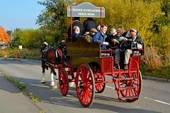The parade begins (napoleon666uk) Tags: liverpool international horse festival liverpoolinternationalhorsefestival horseshow echoarena animal parade