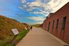 Centenaire de la Bataille de la Somme (JDAMI) Tags: musée mémorial tranchée coquelicots ciel nuages centenaire grandeguerre 1418 batailledelasomme thiepval somme 80 picardie france angleterre england missingofthesomme nikon d600 tamron 2470