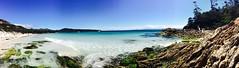 Tasmania's East Coast. Passage Beach.
