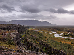 ingvellir National Park (TheSimonBarrett) Tags: iceland lveldi sland ingvellir geology geological thingvellir tectonic rift