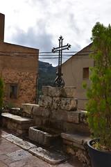 Font de la creu de la Santa Missi, Capafonts (esta_ahi) Tags: capafonts baixcamp architecture arquitectura tarragona spain espaa  font fuente creu cruz cross  santamissi santamisin