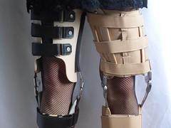 Pair of braces (JKiste2008) Tags: leg brace calipers