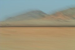moving... (me*voil) Tags: namibia landscape blur icm desert mountains minimal abstract