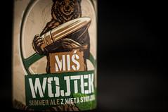 DSC05207 (Browarnicy.pl) Tags: miwojtek piwokraftowe piwo butelka beer craftbeer mintipa bottle