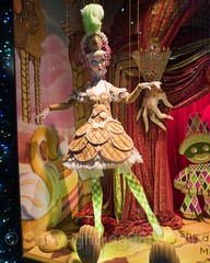 """""""The Nutcracker Sweet""""  2016 Holiday Window Display at Saks Fifth Avenue, New York City (jag9889) Tags: saksfifthavenue jag9889 usa gingerbread manhattan dress reflection fashion fifthavenue outdoor 2016 christmas holiday marionette sweet candy midtown nutcracker newyorkcity windowdisplay window display couture 20161201 newyork mannequin 5thavenue departmentstore flagship ny nyc saks storewindow unitedstates unitedstatesofamerica us"""